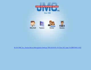ahst.onlinejmc.com screenshot