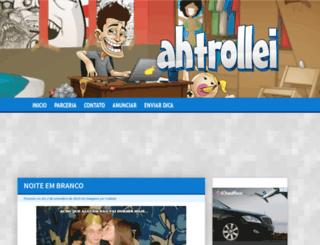 ahtrollei.com.br screenshot