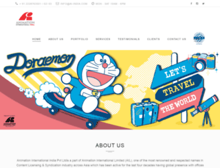 ai-india.com screenshot