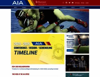 aiaonline.org screenshot