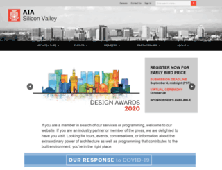 aiascv.org screenshot