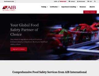 aibonline.org screenshot