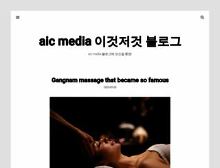 aic-media.com screenshot