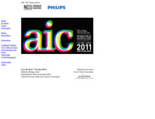 aic2011.org screenshot