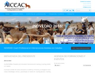 aiccac.com screenshot