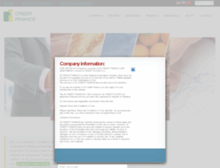 aicreditfinance.com screenshot