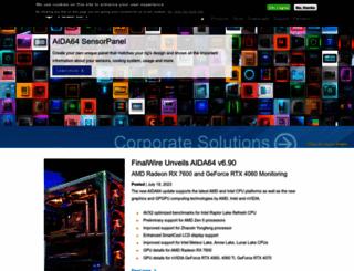 aida64.com screenshot