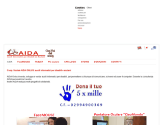 aidalabs.com screenshot