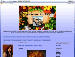 aidedegilda.blogspot.fr screenshot