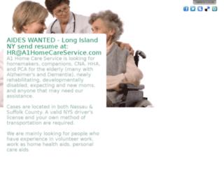 aideswanted.com screenshot