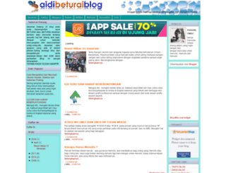 aidibeturai.blogspot.com screenshot