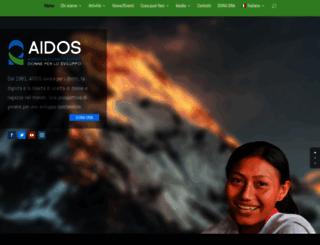 aidos.it screenshot