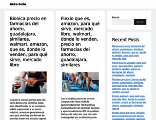 aids-sida.org screenshot