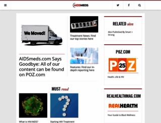 aidsmeds.com screenshot
