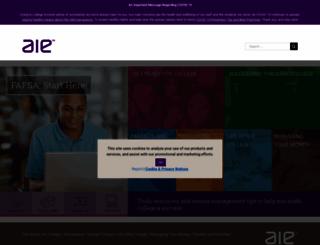aie.org screenshot