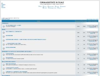 aif.forumup.it screenshot
