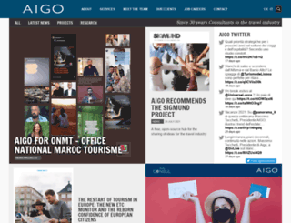 aigo.it screenshot