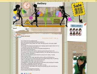 aiiuudiary.blogspot.com screenshot