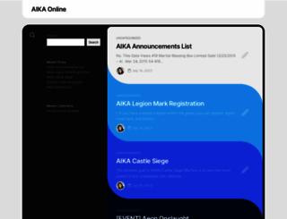 aika.t3fun.com screenshot