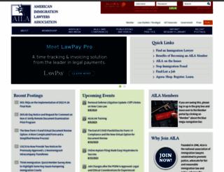 aila.org screenshot