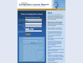 ailalawyer.org screenshot