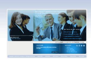 aim-strategies.com screenshot