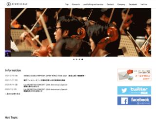 aim-vil.com screenshot