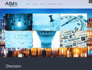 aim4media.com screenshot