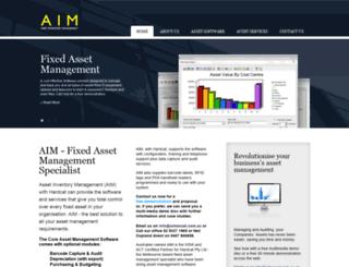 aimasset.com.au screenshot