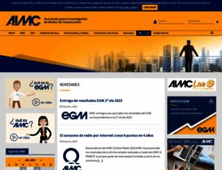 aimc.es screenshot