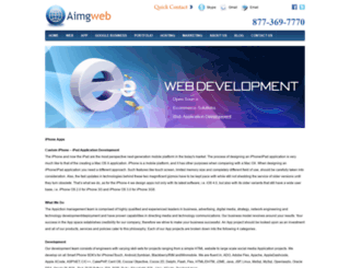 aimgweb.com screenshot