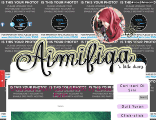 aimifiqa.blogspot.com screenshot