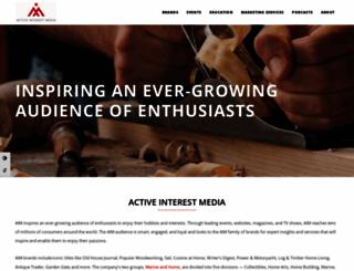 aimmedia.com screenshot