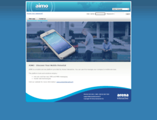 aimomedia.com screenshot