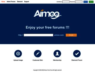 aimoo.com screenshot