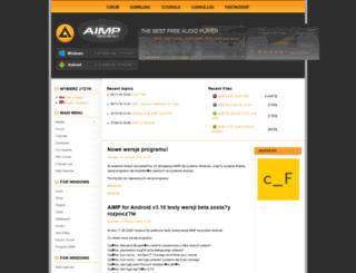 aimp.com.pl screenshot