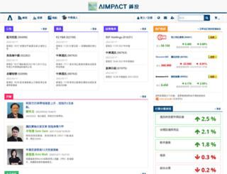 aimpact.com screenshot