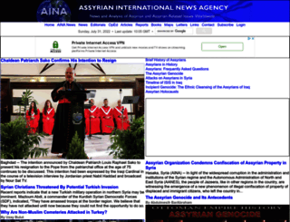 aina.org screenshot
