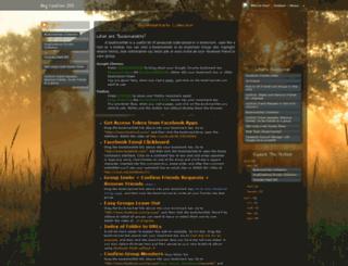aingcreations2014.blogspot.com screenshot
