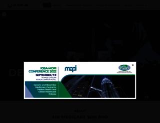 ainmedicare.com.my screenshot