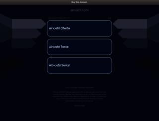 ainostri.com screenshot