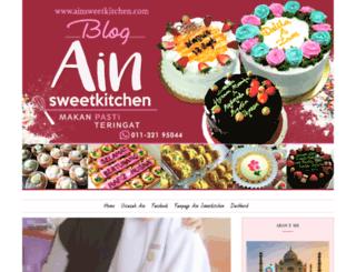 ainsamadi.blogspot.com screenshot