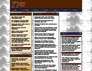 aintitcool.com screenshot