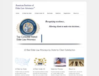 aioela.org screenshot