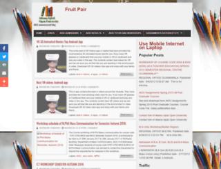aiou-blog.blogspot.com screenshot