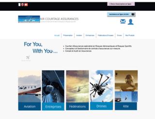 air-assurances.com screenshot