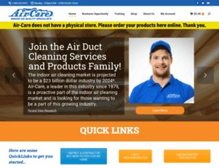 air-care.com screenshot