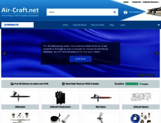 air-craft.net screenshot