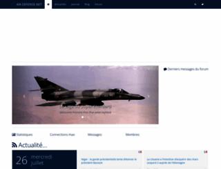 air-defense.net screenshot