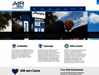 air-serv.com screenshot